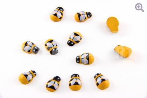 Пчелка 1,3см, без стикера