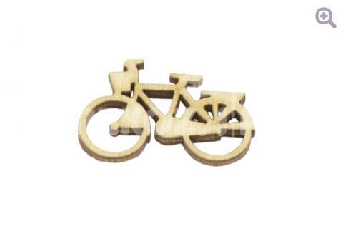 """Заготовка """"Велосипед"""" 3*2см  (фанера)"""
