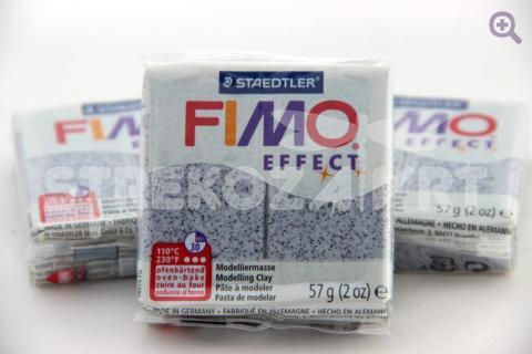 Полимерная глина Fimo Effect гранит, 57гр