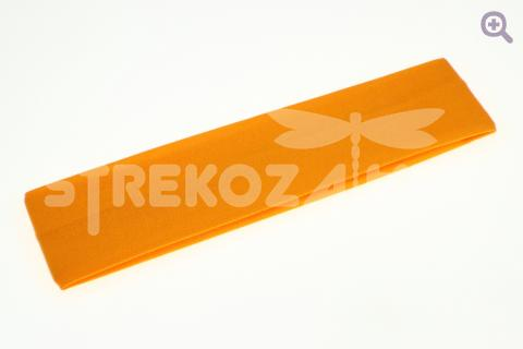 Повязка-основа 5см, цвет: оранжевый