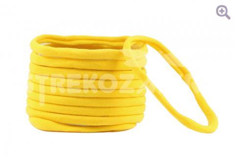 Повязка-основа бесшовная 1см, цвет: солнечно-желтый