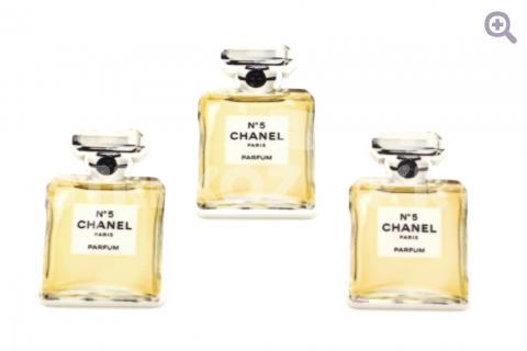 """Кабошон """"Духи Chanel"""" , 23*32*2мм"""