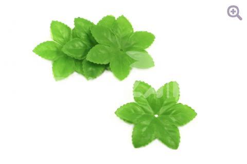 Чашелистик (6 листочков) 65мм, упак. 10шт, цвет: зеленый
