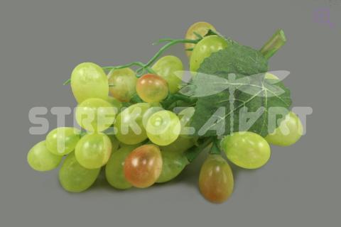 Виноград 15-16см, цвет: зеленый