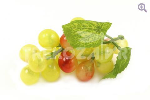 Виноград (d=11см), цвет: желтый