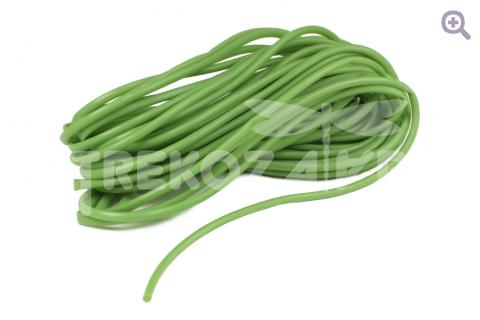 Флористический рукав d=6мм, цвет: зеленый