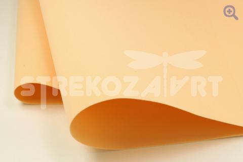 Фоамиран (Иран) 50*50 толщина 1мм, цвет: светло-персиковый