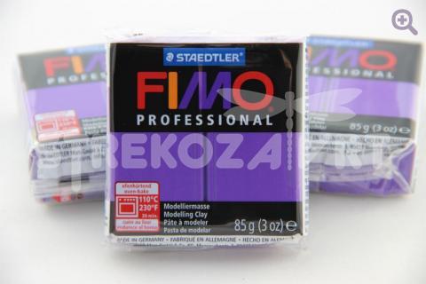 Полимерная глина Fimo Professional лиловый, 85гр