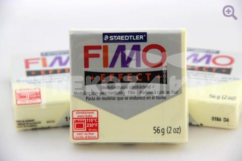 Полимерная глина Fimo Effect ваниль, 56гр